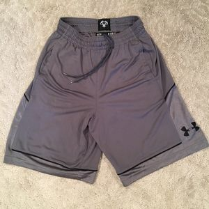 Under Armour Athletic Shorts - Gray